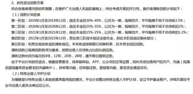 """宜贷网良性清盘""""闹剧"""":成立才四年,兑付要五年?4"""